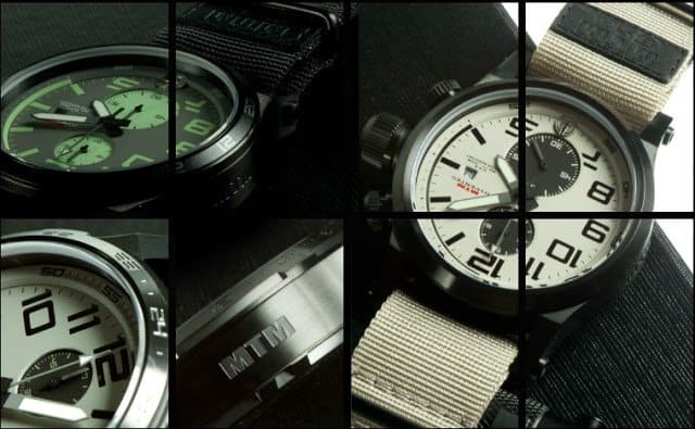 MTM Hypertec Chrono Watch