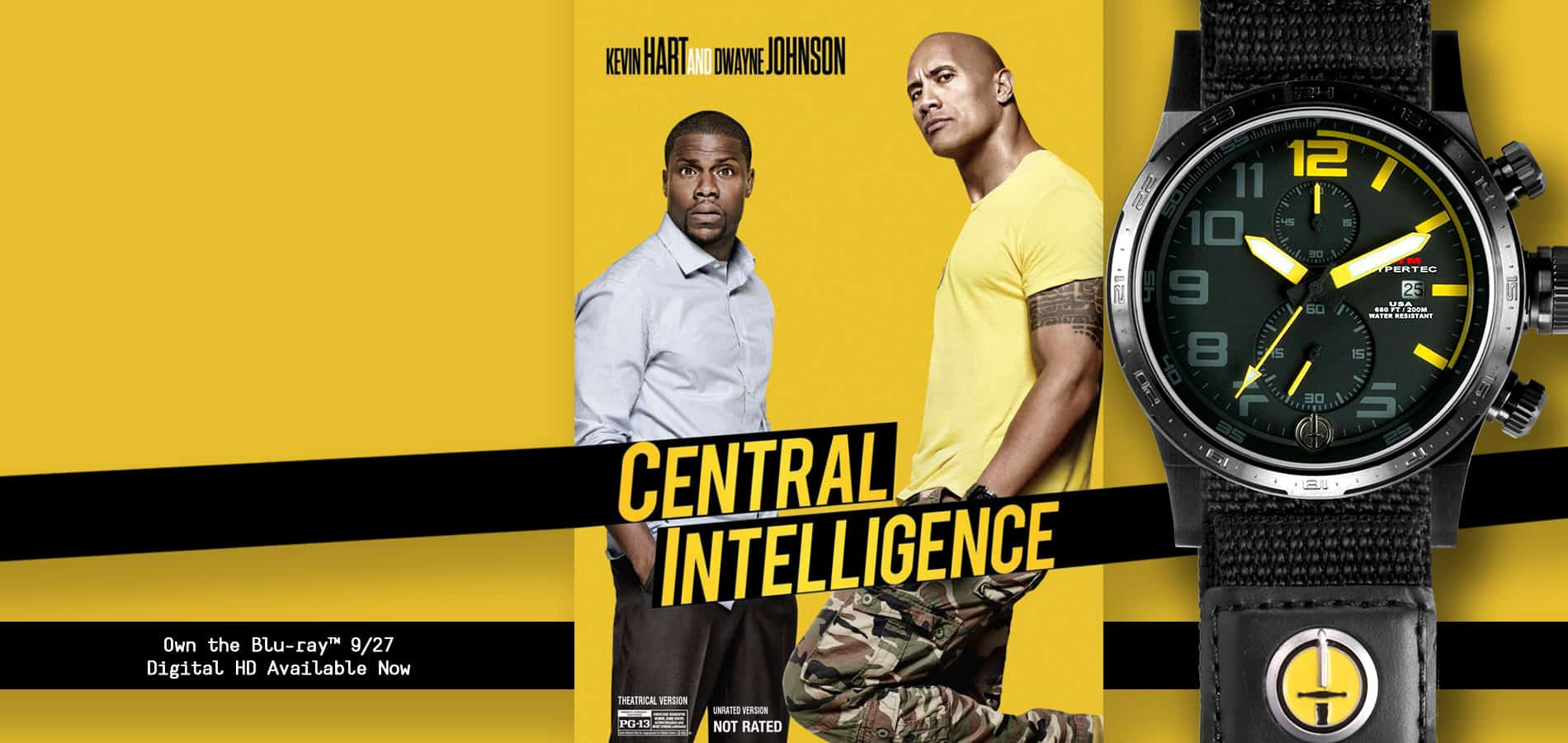Central Intelligence Movie Giveaway