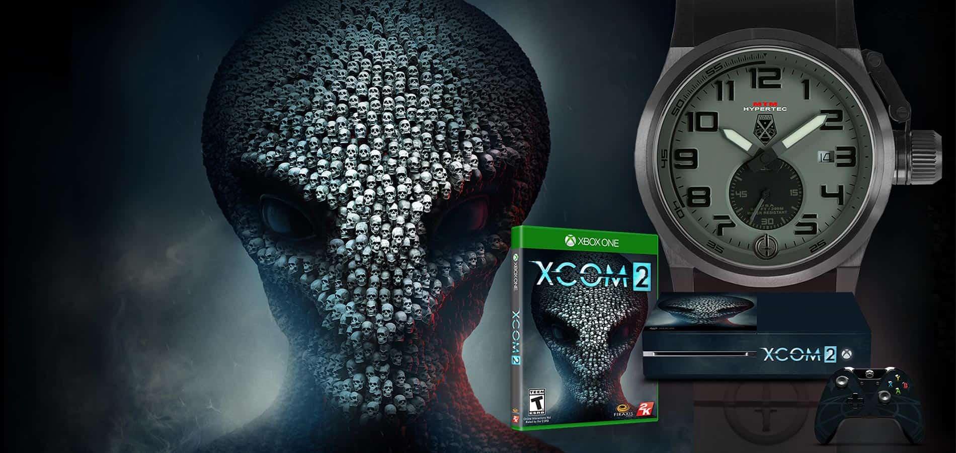 XCOM2 MTM Giveaway