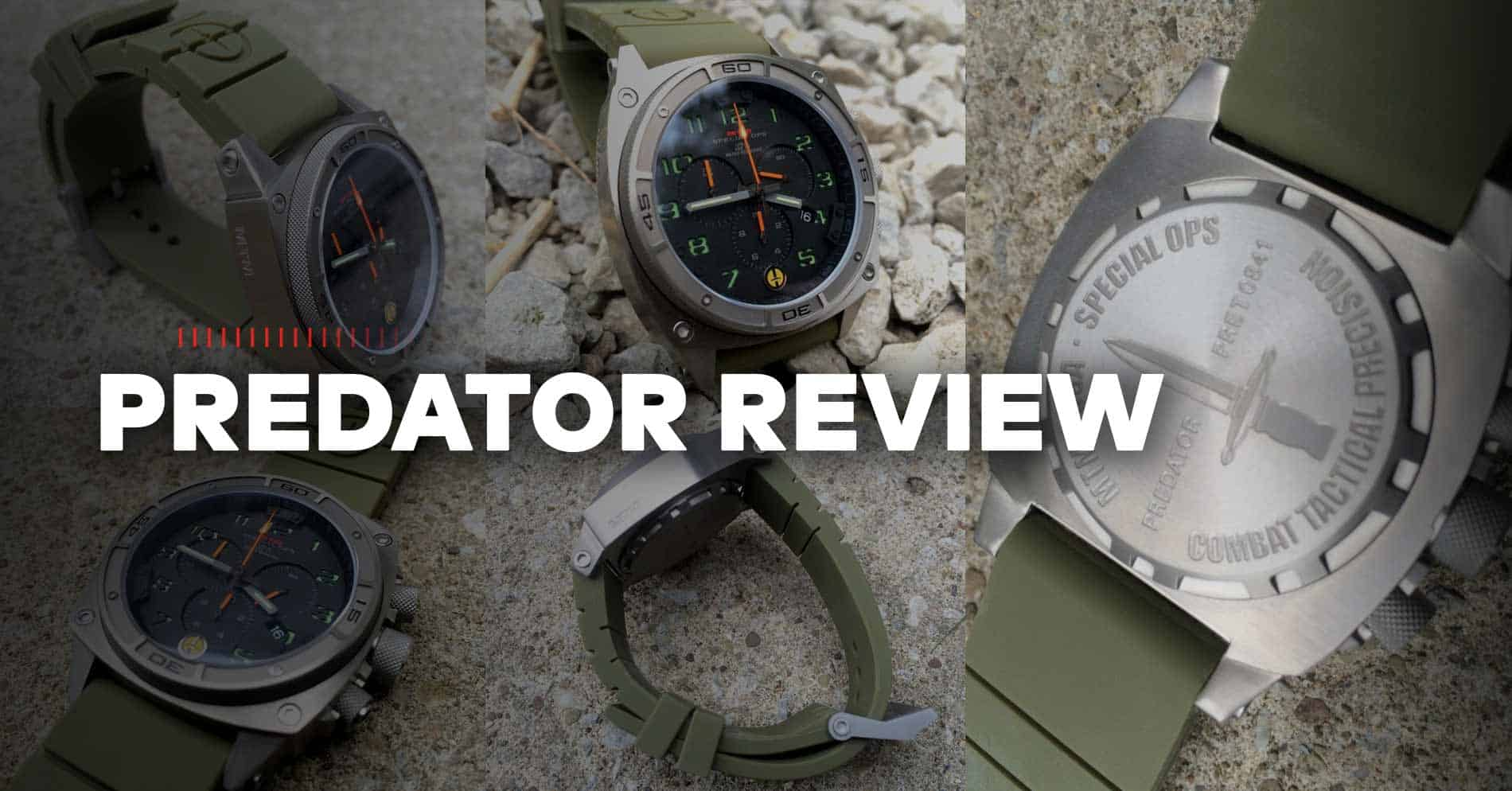 MTM Predator Watch Review