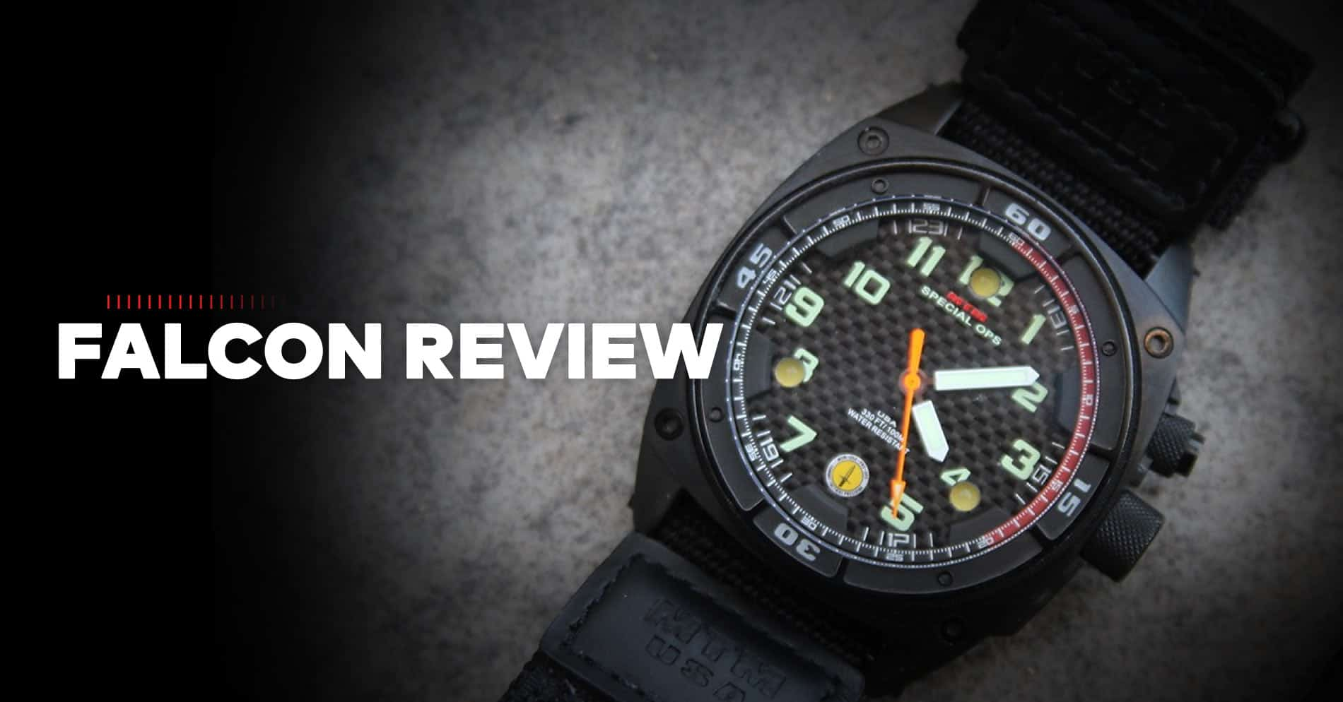 MTM Falcon Watch Review