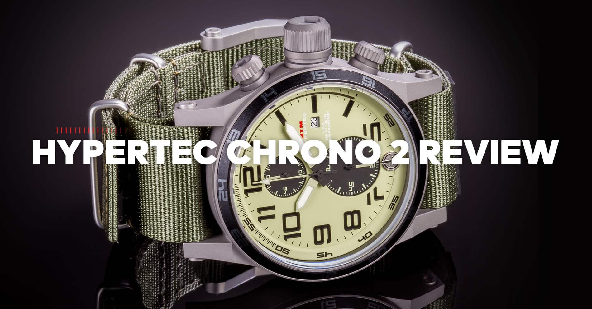 Chronograph Watch Review