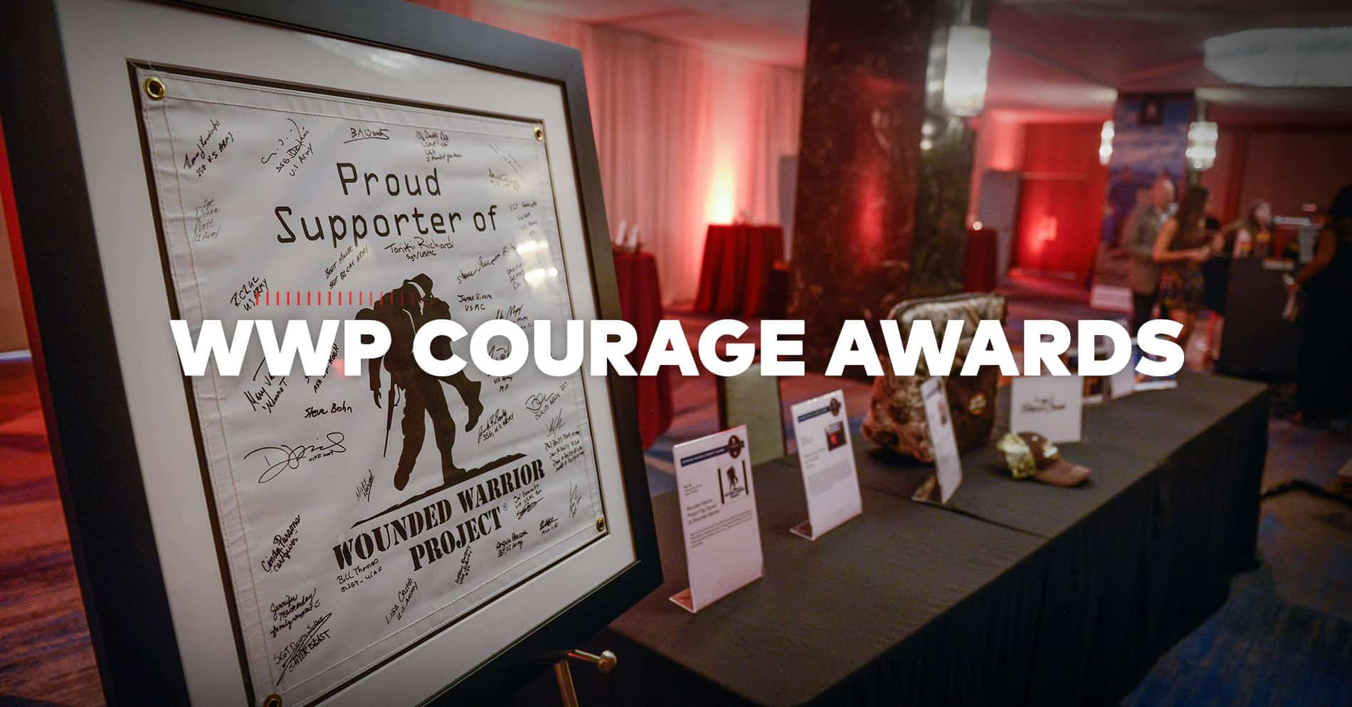 WWP Courage Awards - MTM Watches