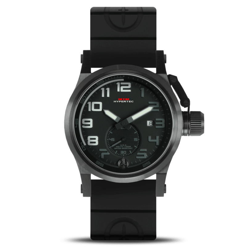 MTM Hypertec Chrono Black