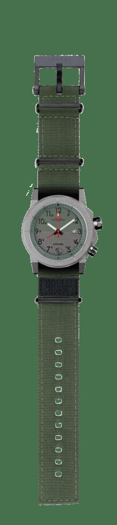MTM H-61 Gray Green Straight Band