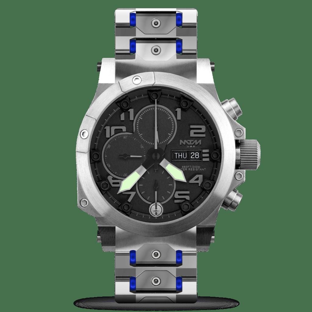 Silver Sherman 3-GER
